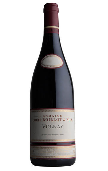 2017 Volnay, Les Grands Poisots, Domaine Louis Boillot & Fils, Burgundy