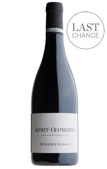 2017 Gevrey-Chambertin, Les Champeaux, 1er Cru, Benjamin Leroux