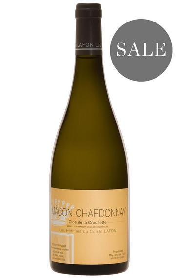 2017 Mâcon-Chardonnay, Clos de la Crochette, Héritiers du Comte Lafon, Burgundy