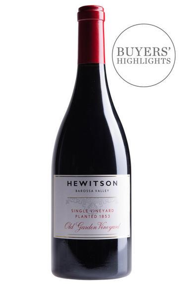 2017 Hewitson, Old Garden, Mourvèdre, Barossa Valley, Australia