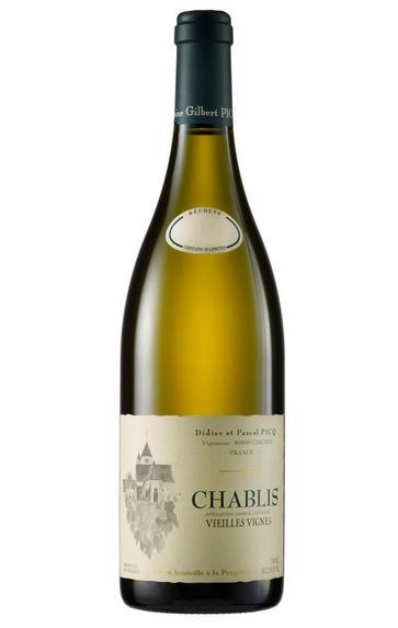 2017 Chablis, Vieilles Vignes, Didier et Pascal Picq, Burgundy