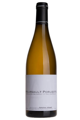 2017 Meursault, Poruzots, 1er Cru, Domaine Antoine Jobard, Burgundy