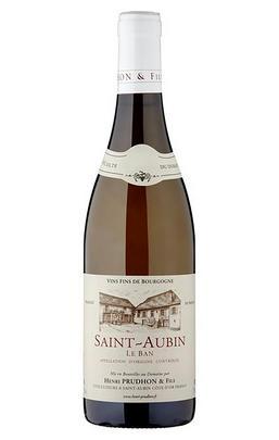 2017 St Aubin Blanc, Sur le Sentier du Clou, 1er Cru, Domaine Henri Prudhon, Burgundy