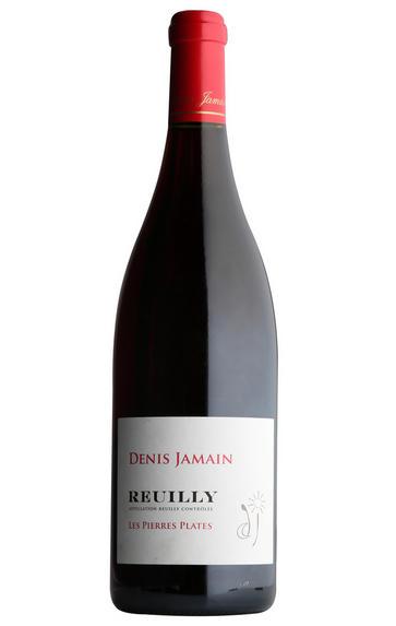 2017 Reuilly Rouge, Les Pierres Plates, Denis Jamain, Loire