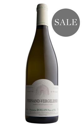2017 Pernand-Vergelesses Blanc, Domaine Rollin, Burgundy