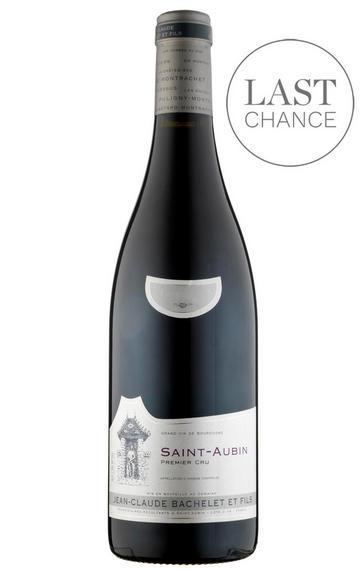 2017 St Aubin, Le Charmois, 1er Cru, Domaine Jean-Claude Bachelet