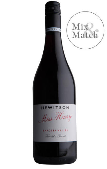 2017 Hewitson, Miss Harry, Grenache, Syrah, Mourvèdre, Barossa Valley, South Australia