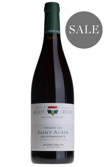 2017 St Aubin, Les Pitangerets, 1er Cru, Domaine Jacques Carillon, Burgundy