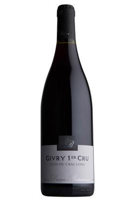 2017 Givry Rouge, Le Clos du Cras Long, 1er Cru, Domaine Danjean-Berthoux, Burgundy