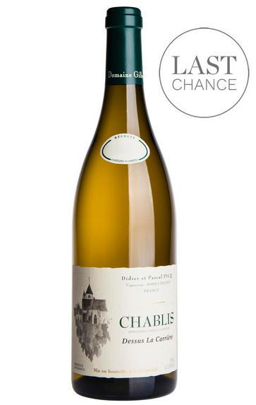 2017 Chablis, Dessus La Carrière, Didier & Pascal Picq, Burgundy