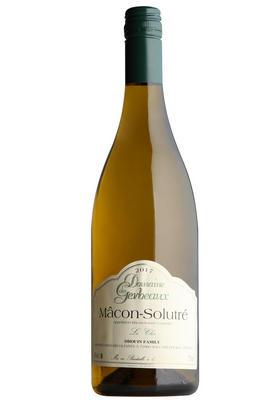 2017 Mâcon-Solutré, Le Clos, Domaine des Gerbeaux, Burgundy