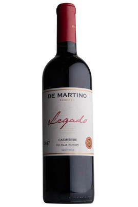 2017 De Martino, Legado, Carménère, Maipo Valley, Chile