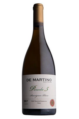 2017 De Martino, Parcela 5, Sauvignon Blanc, Casablanca Valley, Chile
