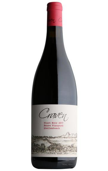 2017 Craven, Faure Vineyard Pinot Noir, Stellenbosch, South Africa