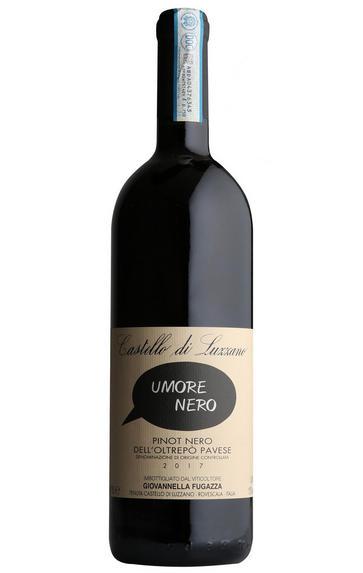 2017 Umore Nero, Pinot Nero, Oltrepò Pavese, Castello di Luzzano, Lombardy, Italy