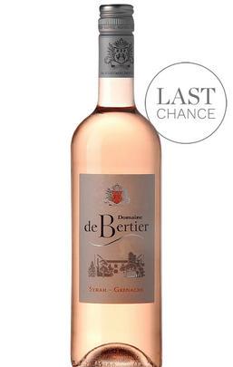2017 Domiane Bertier, Rosé, Grenache & Syrah, Côtes de Thongue, Languedoc- Roussillon