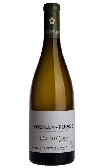 2017 Pouilly-Fuissé, Clos des Quarts, Château des Quarts, Burgundy