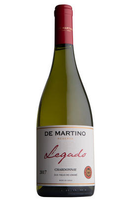 2017 De Martino, Legado, Chardonnay, Limari Valley, Chile
