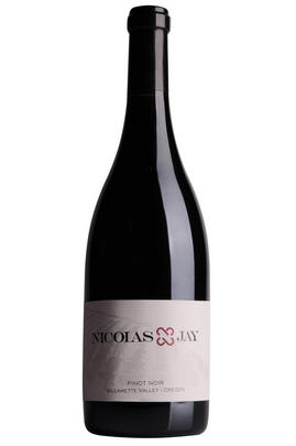 2017 Nicolas-Jay, Pinot Noir, Willamette Valley, Oregon, USA