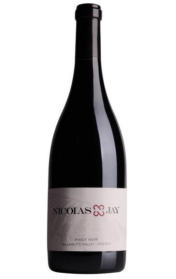 2017 Nicolas-Jay, Pinot Noir, Willamette Valley, Oregon, USA