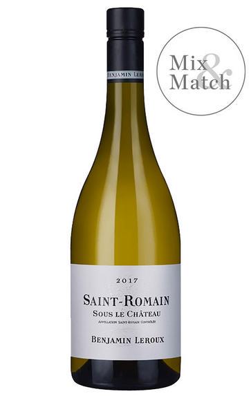 2017 St Romain Blanc, Sous le Château, Benjamin Leroux, Burgundy