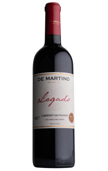 2017 De Martino, Legado, Cabernet Sauvignon, Maipo Valley, Chile