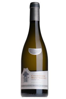 2017 Chassagne-Montrachet, Blanchot Dessus, 1er Cru, J-C Bachelet