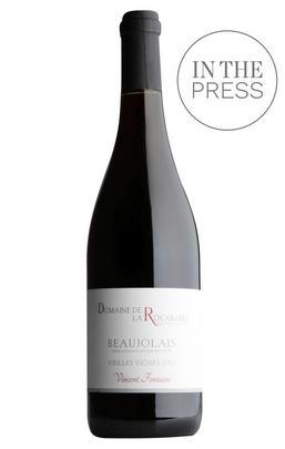 2017 Beaujolais Vieilles Vignes, Domaine de la Rocaillère