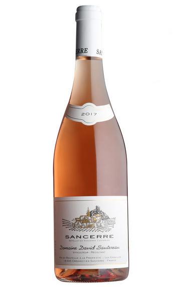 2017 Sancerre Rosé, Les Epsailles, Domaine David Sautereau, Loire