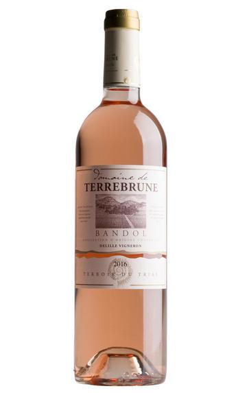 2017 Domaine de Terrebrune, Rosé, Bandol, Provence