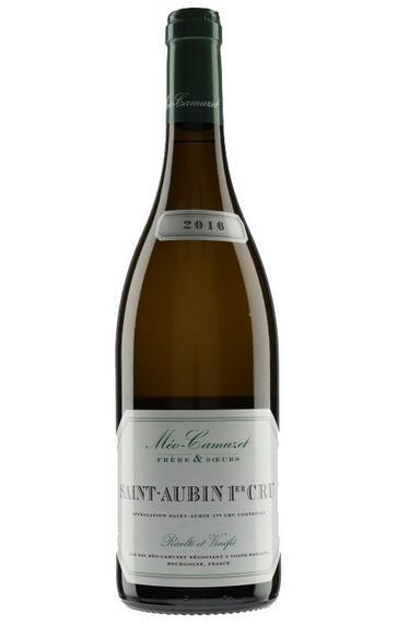 2017 St Aubin Blanc, 1er Cru, Méo-Camuzet Frère et Soeurs, Burgundy