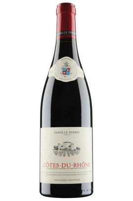2017 Côtes du Rhône Rouge,La Famille Perrin, Rhône