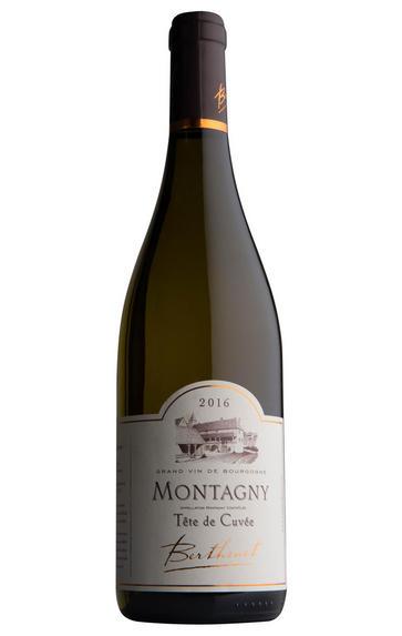 2017 Montagny, Tête de Cuvée, Domaine Berthenet, Burgundy