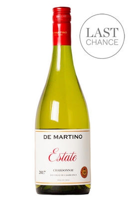 2017 De Martino, Estate Chardonnay, Casablanca Valley, Chile