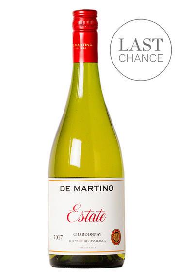 2017 De Martino, Estate Chardonnay, Casablanca Valley, Chile