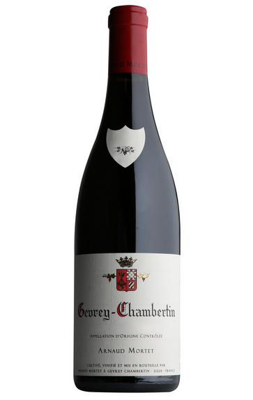 2017 Gevrey-Chambertin, Arnaud Mortet, Burgundy