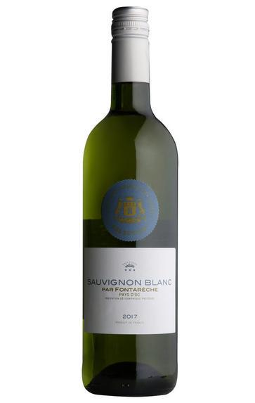 2017 Domaine Fontarèche, Sauvignon Blanc, Pays d'Oc
