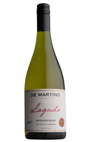 2017 De Martino, Legado, Sauvignon Blanc, Casablanca Valley, Chile