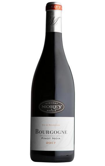 2017 Bourgogne Pinot Noir, Vincent & Sophie Morey, Burgundy