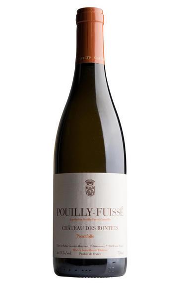 2017 Pouilly-Fuissé, Pierrefolle, Château des Rontets, Burgundy