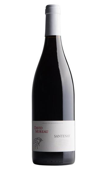 2017 Santenay, Les Hâtes, David Moreau, Burgundy