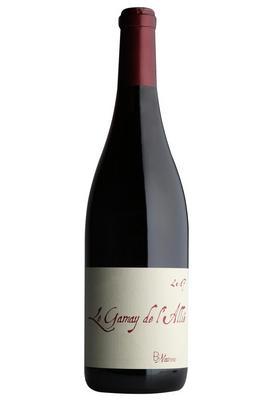 2017 Gamay de l'Allié, Domaine Naudin-Ferrand, Vin de France