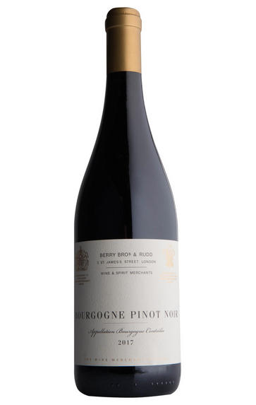 2017 The Wine Merchant's Range Bourgogne Pinot Noir