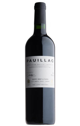 2017 Berry Bros. & Rudd Pauillac by Château Lynch Bages, Bordeaux