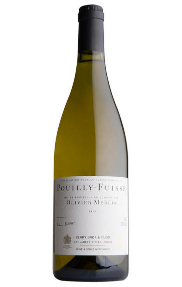 2017 Berry Bros. & Rudd Pouilly-Fuissé by Olivier Merlin, Burgundy