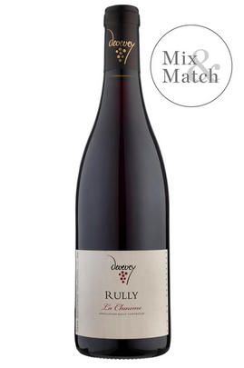 2017 Rully Rouge, La Chaume, Domaine Jean-Yves Devevey, Burgundy