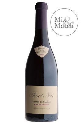 2017 Bourgogne Rouge, Terres de Famille, Domaine de la Vougeraie
