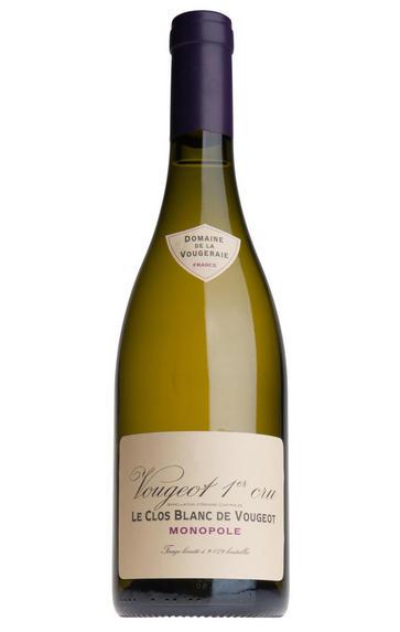 2017 Clos Blanc de Vougeot, 1er Cru, Domaine de la Vougeraie, Burgundy