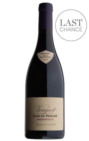 2017 Vougeot Rouge, Clos du Prieuré, Domaine de la Vougeraie, Burgundy