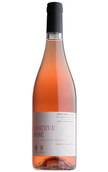 2017 Berry Bros. & Rudd Reserve Rosé by Collovray & Terrier